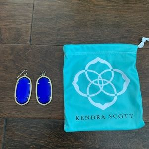 Kendra Scott Danielle Earrings-Gold